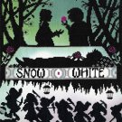 Deborah Street Fairy Tale Cross Stitch Kit Snow White Silhouette