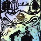 Deborah Street Fairy Tale Cross Stitch Kit Cinderella Silhouette