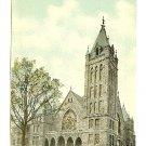 CENTRAL M E CHURCH SOUTH ASHEVILLE NC NORTH CAROLINA Postcard