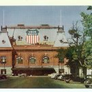 Union Pacific Railroad Depot Salt Lake City UT Utah postcard 1940