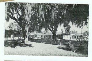 Courtesy Court St Augustine FL Florida Motel Postcard