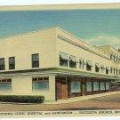 Mitchell Clinic Hospital And Sanitarium Excelsior Springs, Missouri MO Postcard