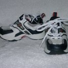 Champion Malik Boy's Blue/White Sneakers Size 6 1/2
