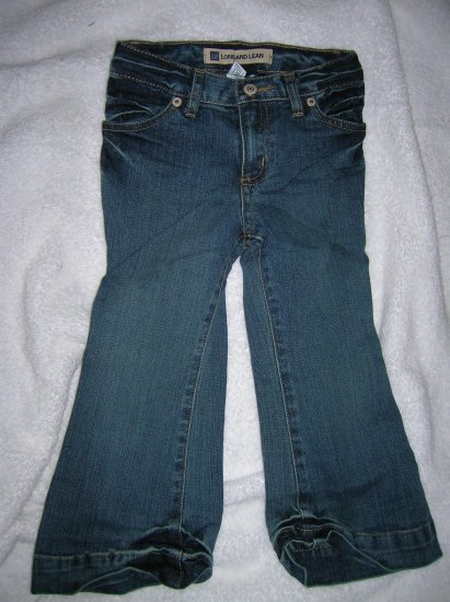 Long and lean jeans/denim/3 years