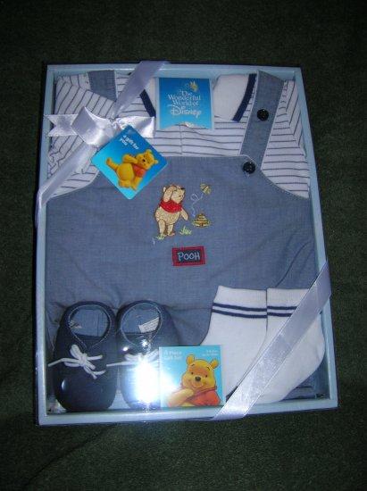 4 Piece Pooh Boy Set