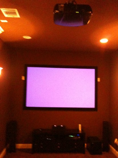 Projector Deluxe Install