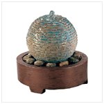 Water Ball Desktop Fountain 32042