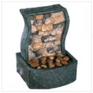 Rock Wall Tabletop Fountain 33541