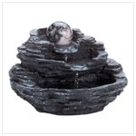 Rock Design Tabletop Fountain 34807