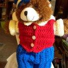 Oscar the Patriotic Bear