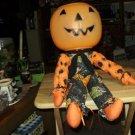 Trick or Treat Pumpkin Man