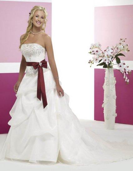 105 New Bridal Wedding dress/Gown & Bridesmaid Custom Size