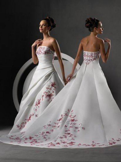 117 New Bridal Wedding dress/Gown & Bridesmaid Custom Size
