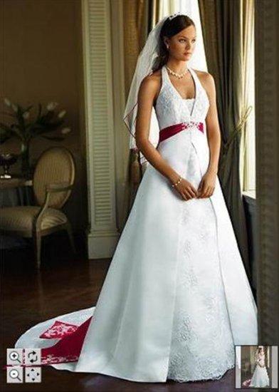 123 New Bridal Wedding dress/Gown & Bridesmaid Custom Size