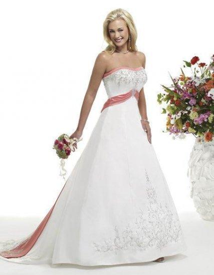 132 New Bridal Wedding dress/Gown & Bridesmaid Custom Size