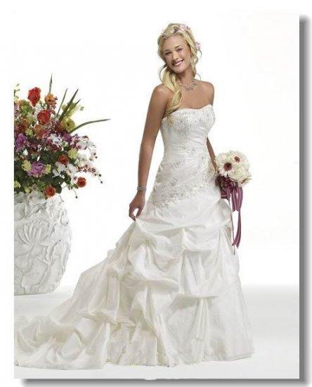 146 New Bridal Wedding dress/Gown & Bridesmaid Custom Size