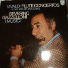 Vivaldi - Severino Gazzelloni Flute Concertos P. 140, 203, 80, 205 & 342