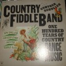 """Country Fiddle Band: One Hundred Years Of Country Dance Music"""