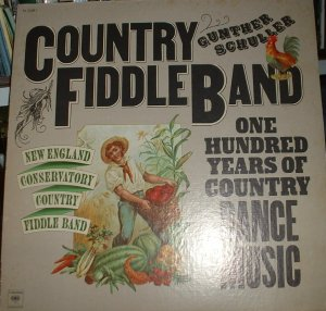 """""""Country Fiddle Band: One Hundred Years Of Country Dance Music"""""""