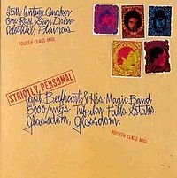 strictly personal/captain beefheart and his magic band