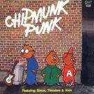 chipmunk punk / xlp 6008