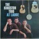 the kingston trio at large / t 1199 mono