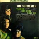 the supremes where did our love go / s621