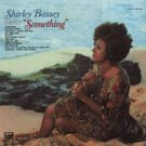 "shirley bassey is really ""something"" / 6765"