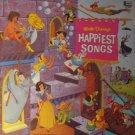walt disney's happiest songs / dl 3509
