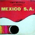 tony mottola love songs mexico / s.a. 889