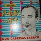 la cuba de ayer / duo cabrisas farach / ng233