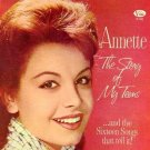 annette the story of my teens / bv 3312