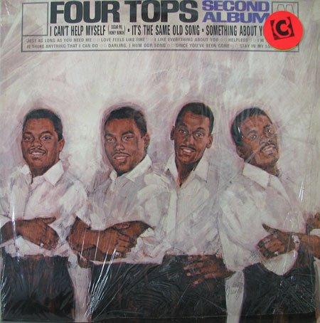 the four tops second album / 634