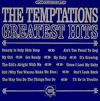 the temptations greatest hits  / gs919
