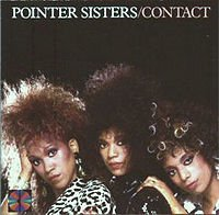pointer sisters /  contact / 55487