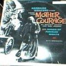 Germaine Montero Mother Courage & Parisian Nights