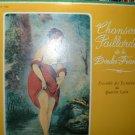 chansons paillardes de la doulce france / riv-1106