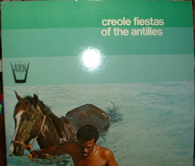 creole fiestas of the antilles / farn 91029