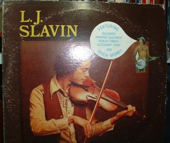 l. j. slavin /zilldog records / zd001