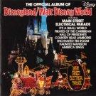 official album of disneyland /walt disney world / 2510