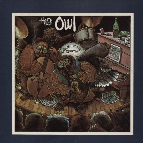 the owl / eugene amaro quartet / jc-0002