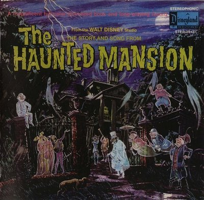 the haunted mansion / 3947