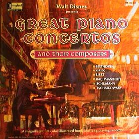 great piano concertos and their composers / st3933