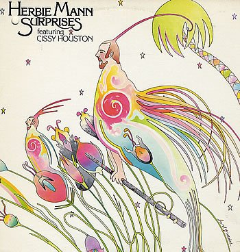 herbie mann surprises / sd1682