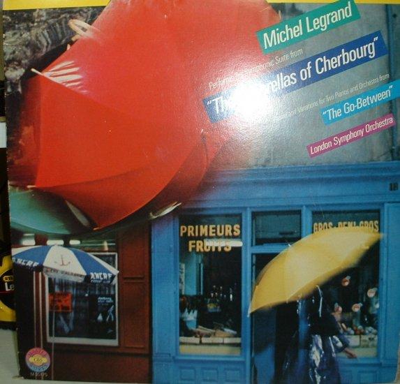 the umbrellas of cherbourg / michelle legrand / m35175