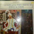 ali baba and the forty theives / sinbad  the sailor / 1451