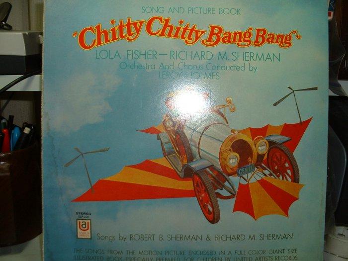 chitty chitty bang bang/slp108