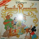 Disney's Family Reunion  (Disneyland 3516 LP)