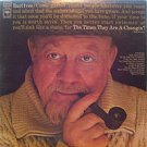 the times they are a changin' / burl ives / 9675
