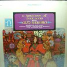 a heritage of folk songs from russia / h-72010